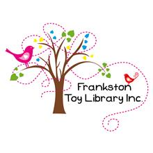 Frankston Toy Library** logo