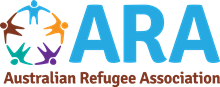 Australian Refugee Association (ARA) logo