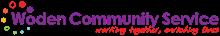 Woden Community Service logo