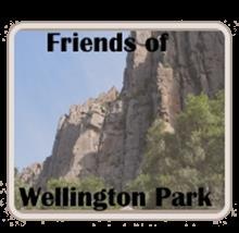 Friends of Wellington Park logo