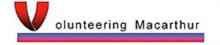 Volunteering Macarthur logo
