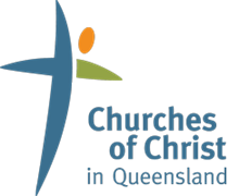 Churches of Christ in Qld logo