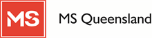 MS Queensland logo