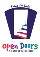 Open Doors Youth Service logo