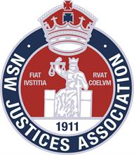 New South Wales Justice Association Inc. Logo