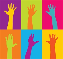Volunteering Cowra Grenfell logo