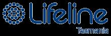 Lifeline Tasmania logo