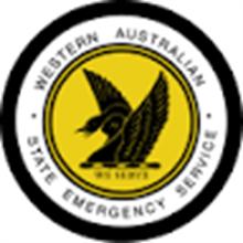 S.E.S.-State Emergency Services-F.E.S.A.-Busselton logo