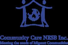 Community Care TASMANIA. logo