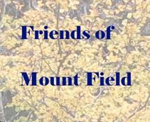 Friends of Mount Field logo