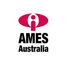 AMES Australia logo