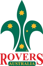 Rovers - Sydney North Region Rover Council, Scouts logo