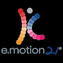 e.motion21 logo