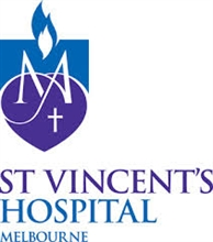 St Vincent's Hospital logo