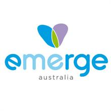 Emerge Australia Inc (formerly ME/CFS Australia) logo