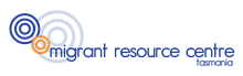 Migrant Resource Centre Tasmania logo