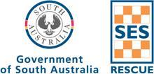 SA State Emergency Service (SES) logo