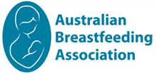 Australian Breastfeeding Association SWC logo