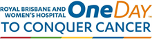 The OneDay to Conquer Cancer logo