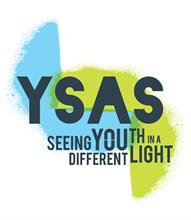 Youth Support + Advocacy Service (YSAS) Logo