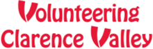Volunteering Clarence Valley logo