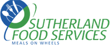 Sutherland Food Services (Meals on Wheels) logo