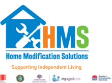 Sutherland Shire Home Modifications logo