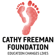 Cathy Freeman Foundation Logo