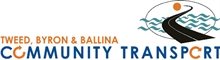 Tweed Byron and Ballina Community Transport logo