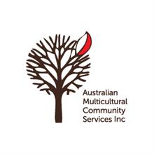Australian Multicultural Community Services Inc - AMCS logo