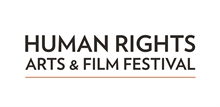 Human Rights Arts and Film Festival Logo