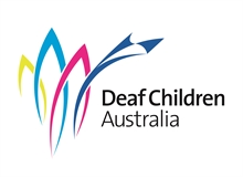 Deaf Children Australia logo