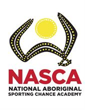 The National Aboriginal Sporting Chance Academy logo