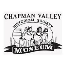 Chapman Valley Historical Society logo