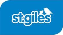 ST Giles logo