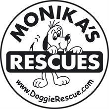 Monika's DoggieRescue logo