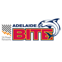 Adelaide Bite Baseball Club logo