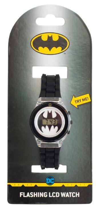 LIGHT UP DIGITAL WATCH – BATMAN