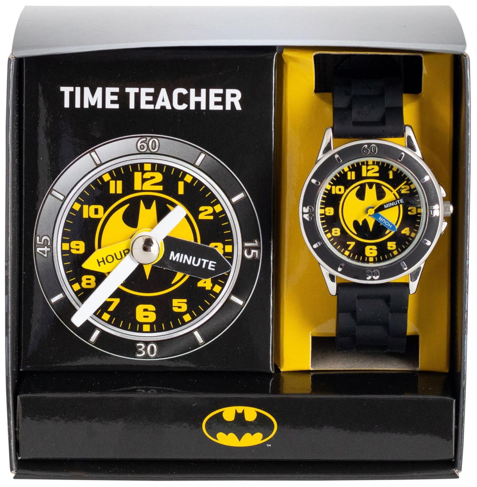 TIME TEACHER WATCH PACK – BATMAN