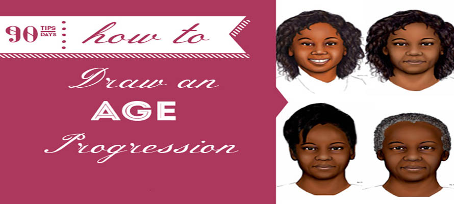 How to Draw Age Progressions