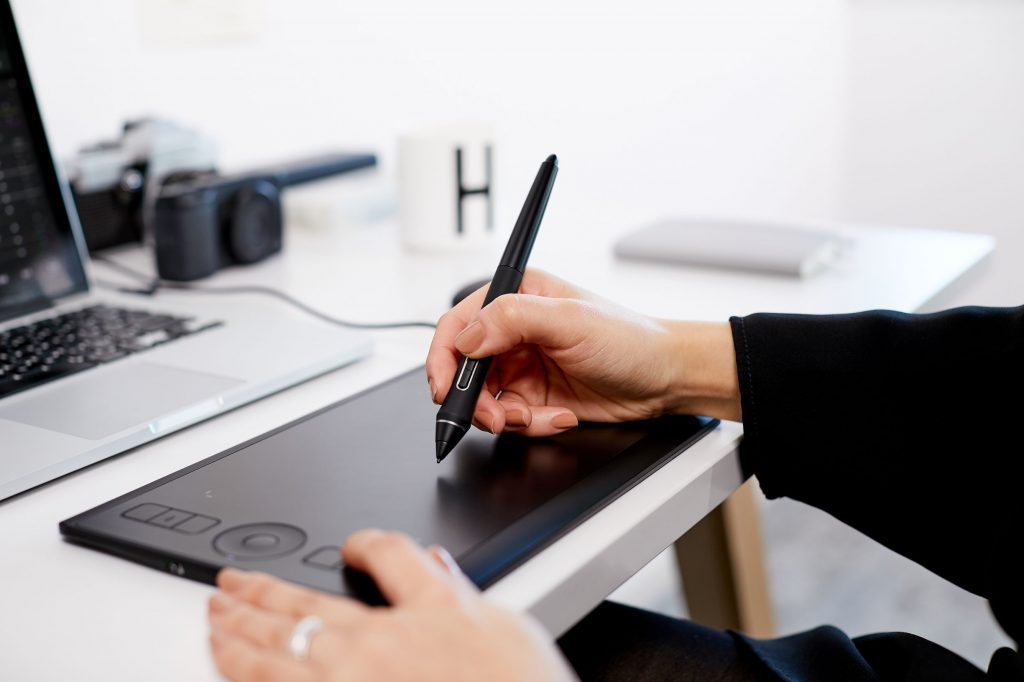 Small and Mighty, Intuos Pro is Here