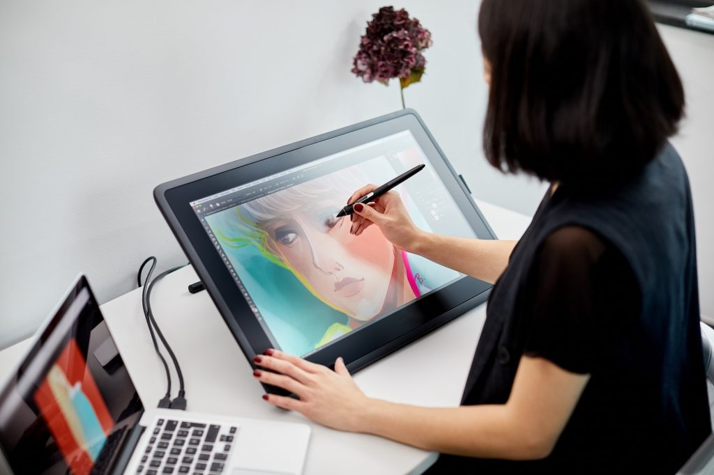 The show-stopping Wacom Cintiq 22 is now available