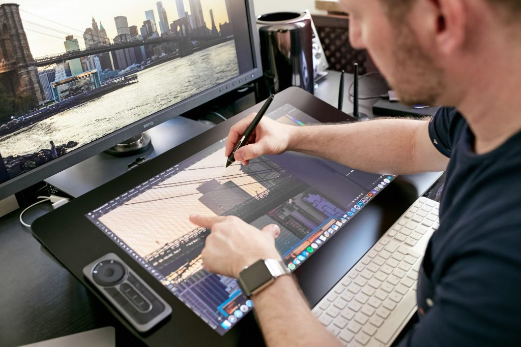 Wacom Partnerships – Working From Home Content