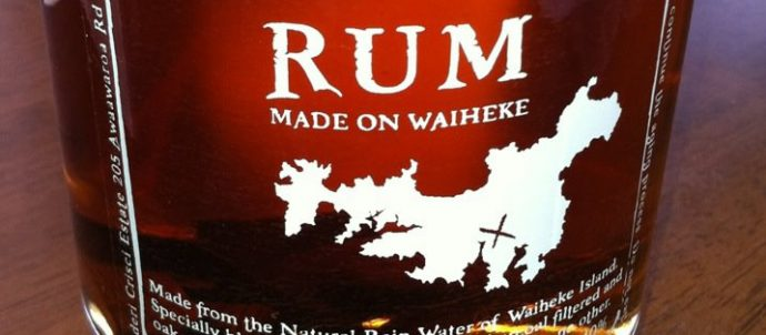 Wild Days Rum