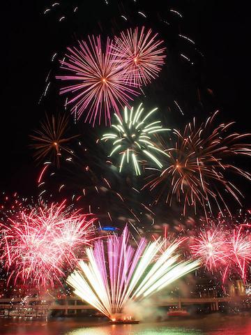 Festival-fireworks