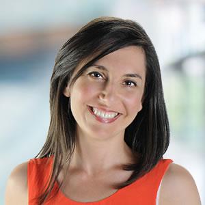 Portrait of Claudine Zaarour