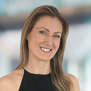 Portrait of Nicole Langan