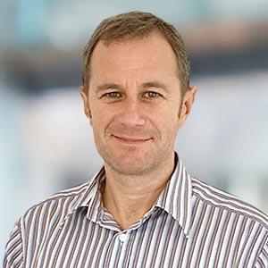 Portrait of Phil Dixon