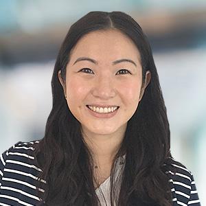 Portrait of Tracy Goh