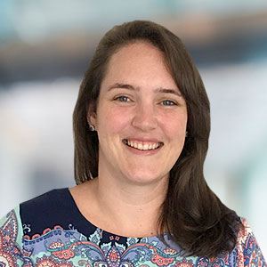 Portrait of Camilla Mutton